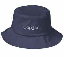 capten bucket hat